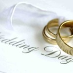 Wedding invitation rules & etiquette