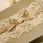 Vintage Glamour Wedding Cards