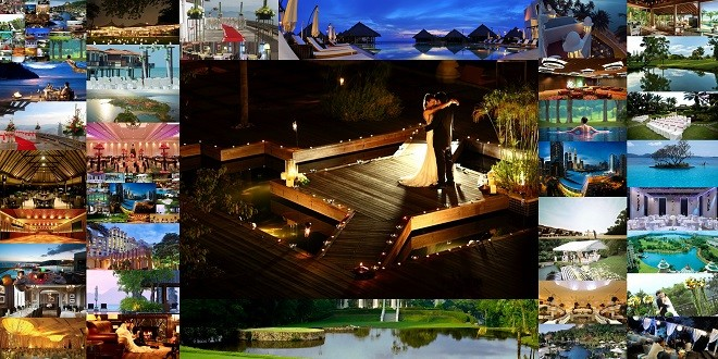 Top 20 Amazing Wedding Venues in Malaysia