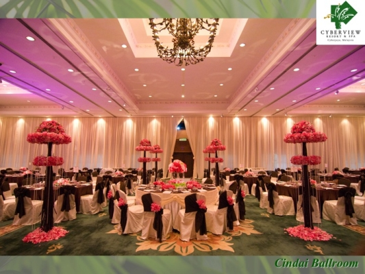 Top 20 amazing wedding venues in malaysia malaysia wedding hub cyber view resort 2 junglespirit Image collections