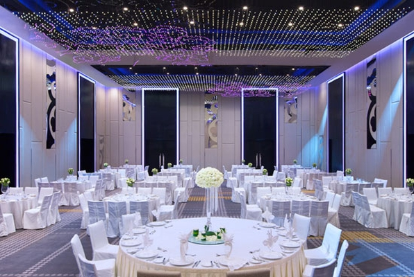 Top 20 amazing wedding venues in malaysia malaysia wedding hub le meridien kl junglespirit Image collections