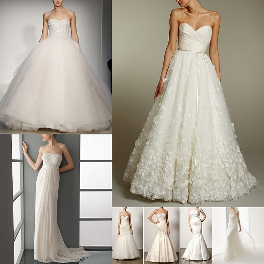 Wedding Gown Malaysia: Types Of Wedding Gown