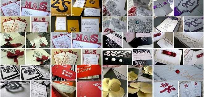 Handmade Wedding Cards That Your Guest Will Keep Forever